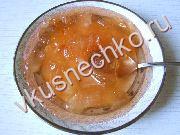 Варенье из черноплодной рябины с яблоками, пошаговый рецепт с фото