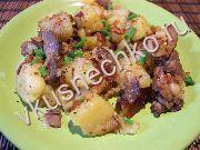 Гречневая каша с грибами и индейкой, пошаговый рецепт с фото