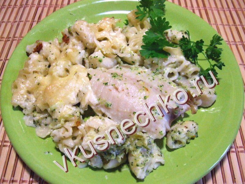 Капуста брокколи и рыба рецепты