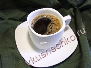 Шоколадный кофе, пошаговый рецепт с фото