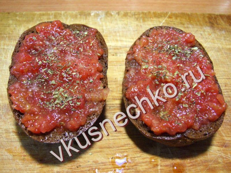 Рецепты из черного хлеба с фото