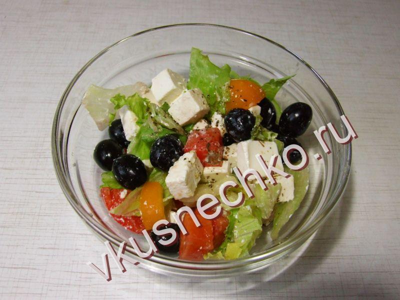 Греческий пошаговый рецепт фото