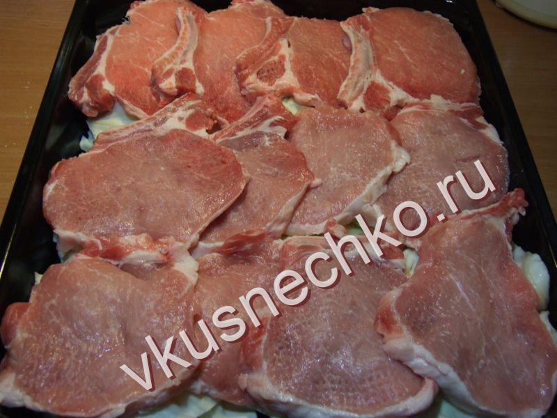 Запеченная свинина пошаговый рецепт с фото